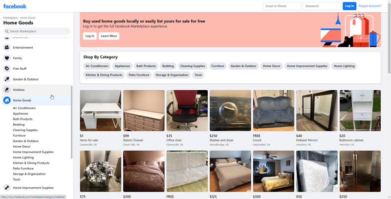 Fix Why Facebook Marketplace Isn T Available To You Sociallypro