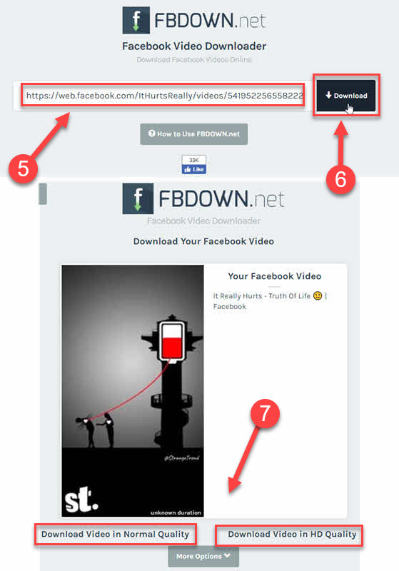 How To Save Videos From Facebook On Mobile Pc Sociallypro